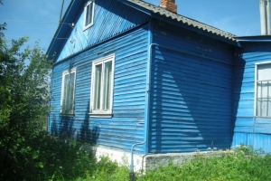 Дом в д.Слабнево,   Савинский район