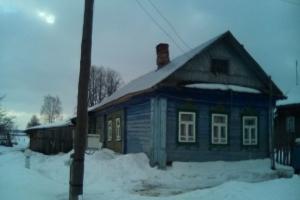 Дом в д.Якшино,  Комсомольский район
