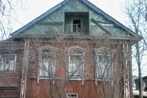 Дом в д. Тайманиха, Родниковский район