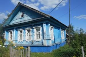Дом село Нижний Ландех